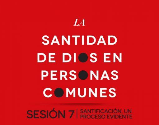 Santificación