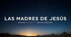 Las madres de Jesús - Oskar Arocha