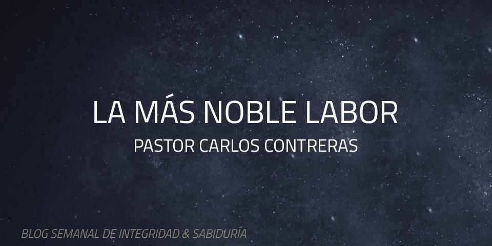 la-mas-noble-labor