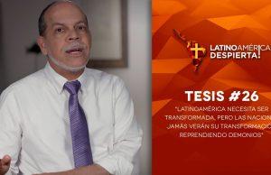 Tesis 26 Latinoamérica necesita ser transformada