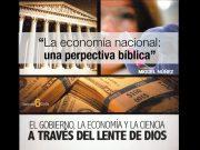 La economía nacional: una perspectiva bíblica